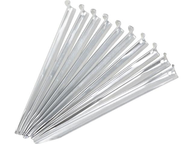CAMPZ Śledzie aluminiowe 22cm, silver